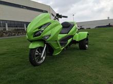 Marquez Te three wheel electric motorcycle