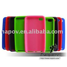 for apple ipod touch 4 silicone case (paypal)