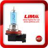 Ultra white 12v 100w halogen xenon car light h11
