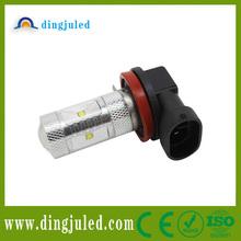 Manufacturers Supply led headlight bulb h11 fog light for toyota avanza