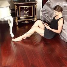 high quality Cheaper Asian Teak 100% Solid wood Floor
