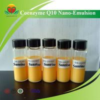 Manufacturer Supply 5%,10% Coenzyme Q10 Nano-emulsion