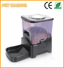 2015 New 10.6L large capacity automatic pet feeder with sound recorder timed food supply auto dog feeder