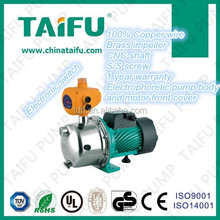 SGJ800-E 2015 TAIFU new best quality stainless steel auto high pressure centrifugal water pump