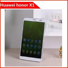 "Original 7"" Huawei Honor X1 4G LTE MediaPad X1 Quad Core Phone 2GB 16GB LTPS Screen 1920x1200 GPS 5000mAh Battery FDD-LTE WCDMA"