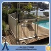 High quality hot dip galvanized portable pool fence, safety fence for pool, retractable pool fence