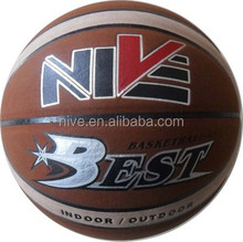 High Quality And Fancy PU Leather Basketball