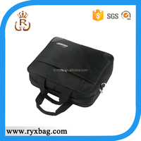 2015 new polyester material soft style laptop briefcase bags
