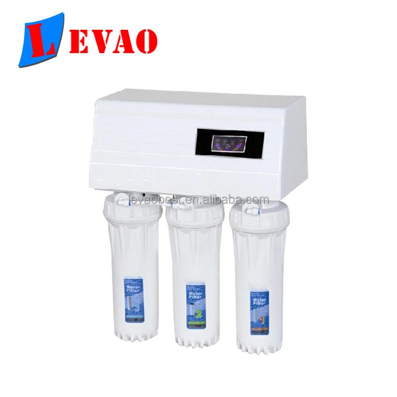 Usine directe vente sous évier ménage 5 scène avec cas ro filtre à eau purificateur usine