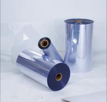 Pharmaceutical grade rigid blister pvc plastic film packages material