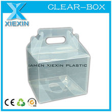 hard pp storage box plastic product packaging box
