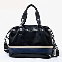 Famous brand travel bags for men,cow leather travel bags for men