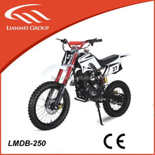 250cc dirt bikes type motorcycle with CE for sale