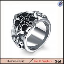 316L Stainless Steel Ring Tungsten Jewelry Men Tungsten Ring