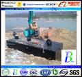 Respetuoso del medio ambiente de aguas residuales de las plantas de tratamiento del sistema, los ingenieros de orientación disponible