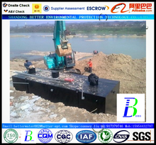 environmental friendly sewage treatment plants system, engineers guidance available