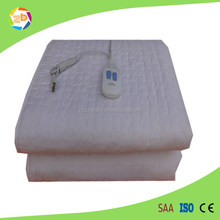 Crocheted hot sale 100% wool washable and high quality electric blanket