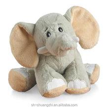 Top quality lovely stuffed plush elephant toy