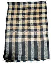 mantones bufanda de la cachemira