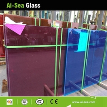 For Table/Stair/Building Clear And Colored Float/Reflective/Tinted Laminated Tempered Glass