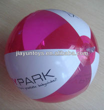 standard size beach ball