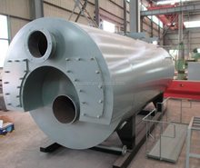 2015 Green!! 0.5-6 tons Gas Steam Boiler & Oil Steam Boiler Price (fire tube)