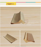 MDF cornice/crown moulding for interior decoration