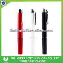 Plastic led doctor medical gift interesting pen torch light