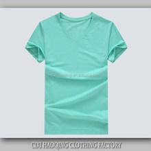 latest shirt designs for men custom t -shirt 100%cotton high quality plain for men