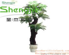SJLJ0721 Shengjie popular artificial plant , manufacture plant, artificial Cycas tree
