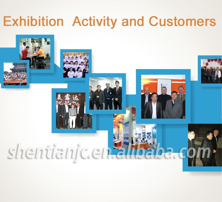 Exhibition  Activity and Customers