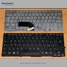 Laptop Keyboard Repair for SONY VPC-SD Italian Black no frame