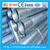 galvanized corrugated steel pipe culvert / carbon steel galvanized pipe
