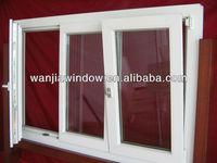 wanjia plastic good price windows pvc