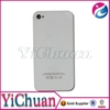 Original quality for iphone 4 full housing kit, for iphone 4 rose gold housing with back cover