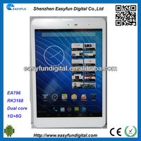 7.85 inch tablet pc software download android 4.0 os, RK3168 Dual core android tablet pc 1GB+8GB dual camera with HDMI input