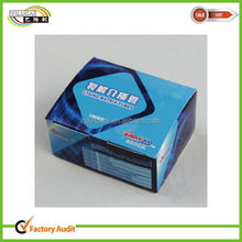thick paper box Corrugated case for packaging water pipe, electric appliance