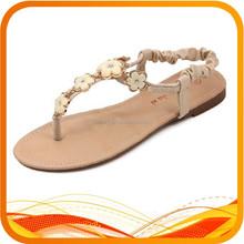 girl sweet flat wedding sandal