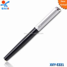 Chinese promotional items modern design metal gel ink pen