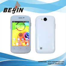 S999 3.5 inch dual sim MTK6572 dual card 3g wifi android mobile phone