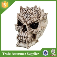 New Products Resin Wholesale Halloween Skull