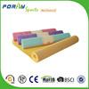 non slip comfort foam exercise natural yoga mat