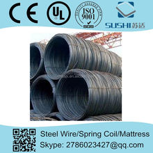 2015 exporting best price high quality sae1008 steel wire rod 5.5mm