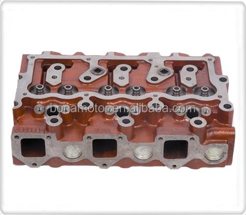 cylinder head for CHINESE engine YUCHAI YC6108A30 - .jpg