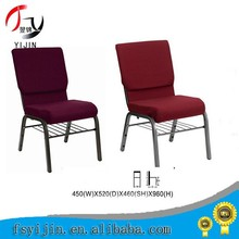 professional design stackable church seating