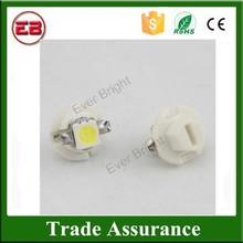 B8.4 5050 led 1SMD 1 Led 12V Instrument Lights Led Dashboard Dash Indicator Lights Multi Color led dash light