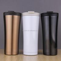 2015 Newest Promotional 304 thermo stanieless steel starbucks coffe mug