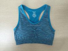 New fashion seamless bra ladies sport bra exporter bra top