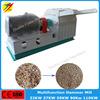 Low dust corn stalk grass hammer mill for pellet plant