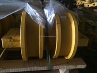 bulldozer track roller/bottom/lower roller for D3C,D4C,D4D,D4E,D4H,D5,D5B,D5M ,D5H,D6,D6B,D6D,D6C,D6H,D6R,D7G,D7F,D7E,D7H,D8H